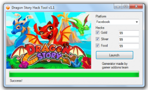Dragon-Story-Hack