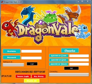 DragonVale-Hack