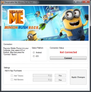Minion-rush-hack