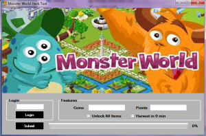 Monster-World-Hack-Tool-2014