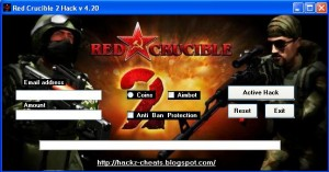 Red Crucible 2 scree