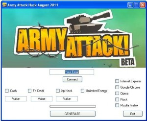 army-attack